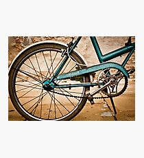 Raleigh classic Photographic Print