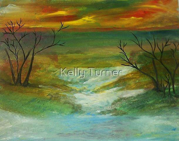 Crossing Over by Kelly Turner