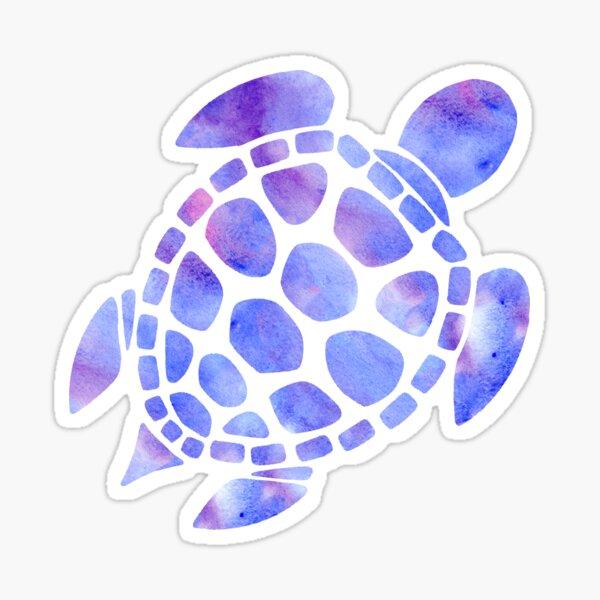 sea turtle 6 Sticker