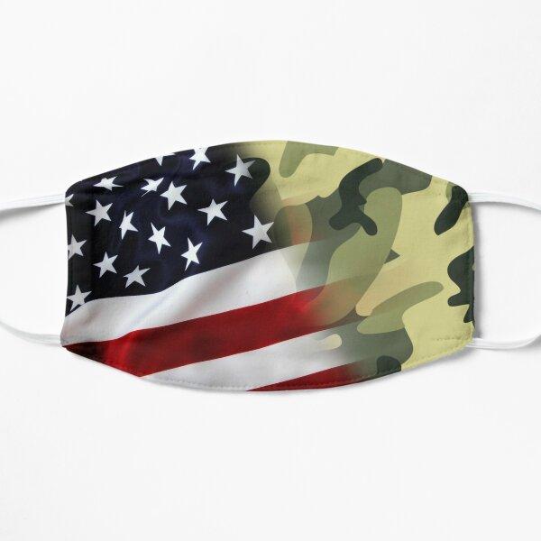 US Flag Camo Mask