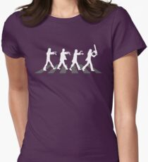 Zombies on Abbey Road (Version 03) T-Shirt