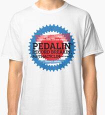 British Olympic cycling Samual Jackson Quote Classic T-Shirt