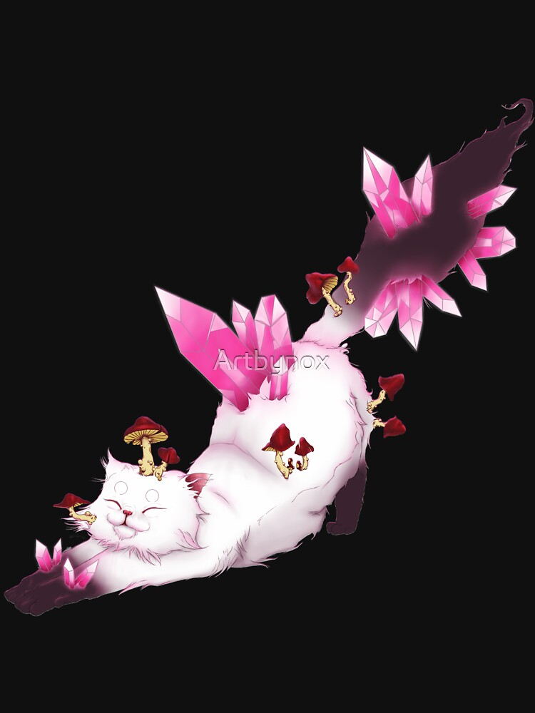 Gato Cristal de Artbynox