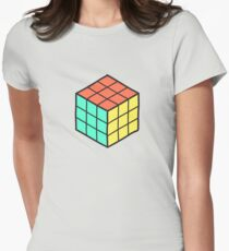 Cube Women's Fitted T-Shirt