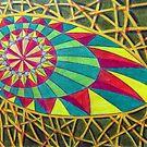 360 - RAINBOW DESIGN - DAVE EDWARDS - COLOURED PENCILS - 2012 by BLYTHART