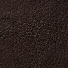 Brown leather  by homydesign