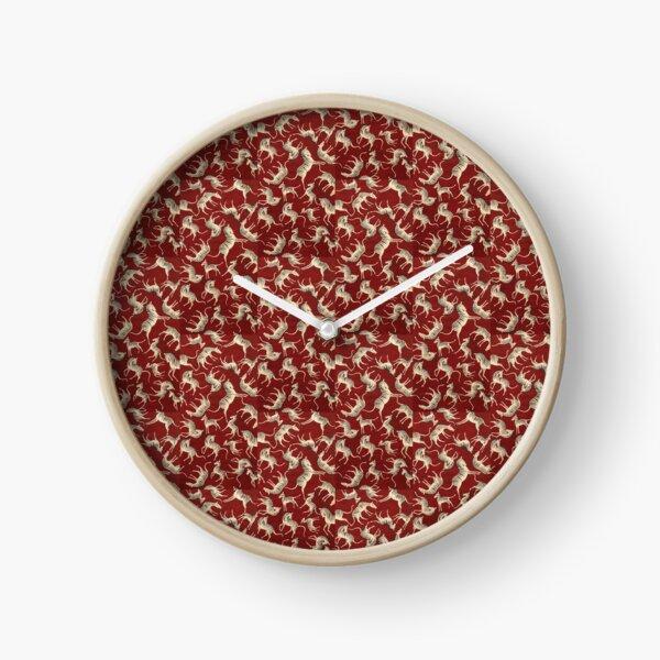 zebra Reloj