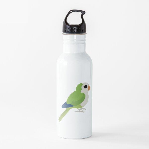 Adorable Monk Parakeet Water Bottle