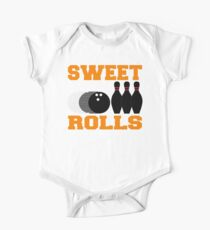 Funny Bowling T-Shirt Kids Clothes