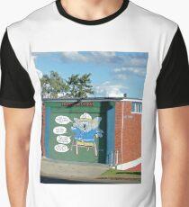 Kilcoy Fire Station Graphic T-Shirt