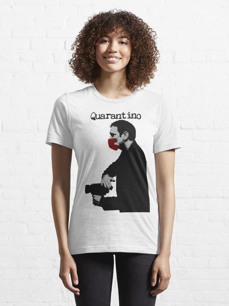 Alternate view of QUARANTINO Essential T-Shirt