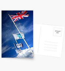 Olympics 2012 Postcards