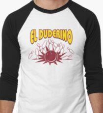 El Duderino Bowling T-Shirt Men's Baseball ¾ T-Shirt