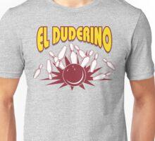 El Duderino Bowling T-Shirt Unisex T-Shirt