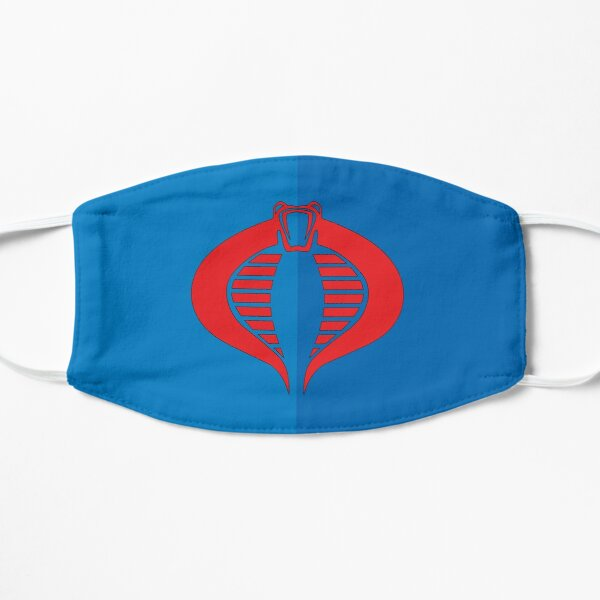 Cobra Logo Mask GI Joe Mask