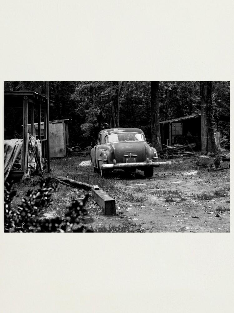 Alternate view of Country Cruisin' Photographic Print