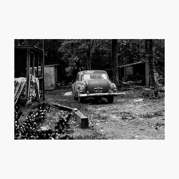 Country Cruisin' Photographic Print