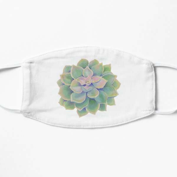 Succulent Small Mask