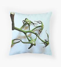 Necessary Parts Throw Pillow