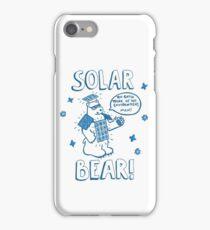 Solar Bear iPhone Case/Skin