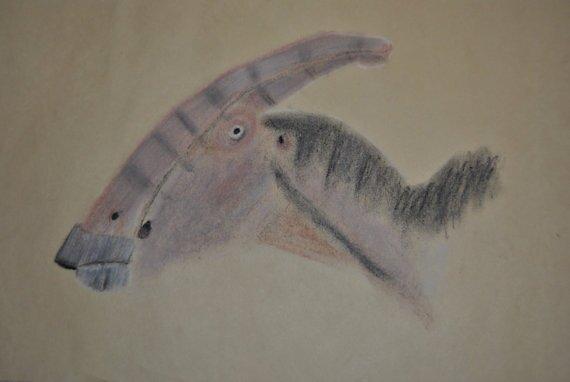 duckbill drawing by heartoftheocean
