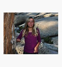 """ Nordic Blond "" Photographic Print"
