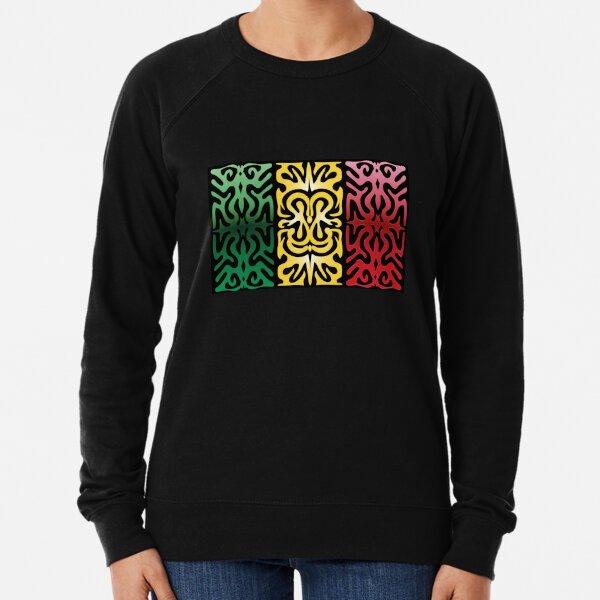 Crazy Flag # 147 Lightweight Sweatshirt