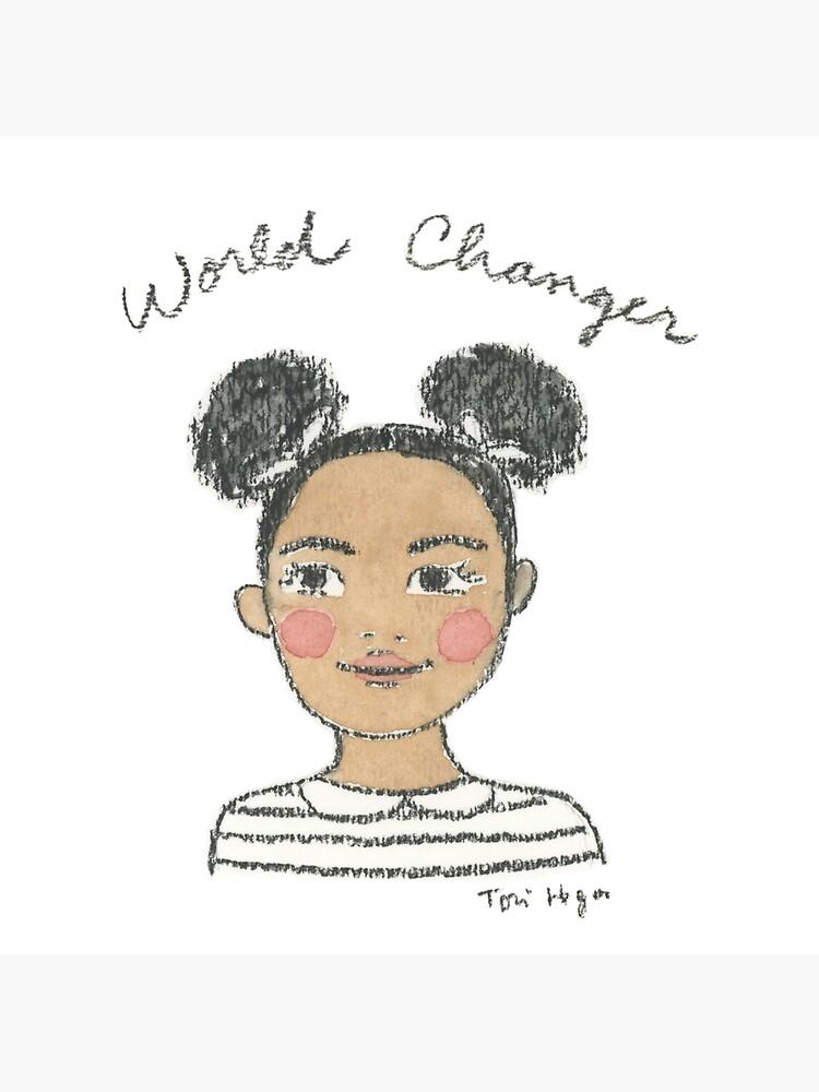 World Changer by torihiga