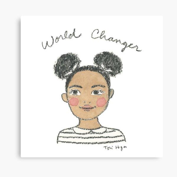 World Changer Canvas Print