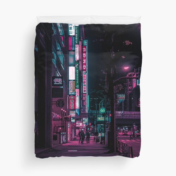 Find Me In The Future Duvet Cover