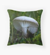 Troll's Cap Throw Pillow