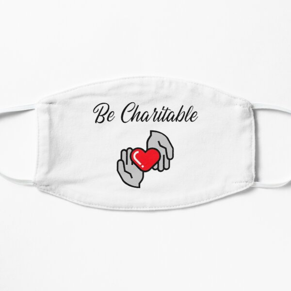 Be Charitable Mask
