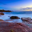 The Rocky Coast by Mark  Lucey