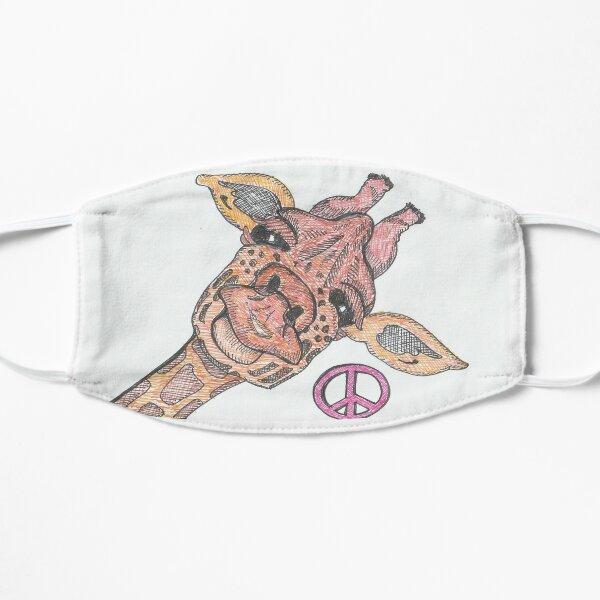 Peace, Love, and Giraffe Mask