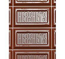 Hershey Bar by Dancas