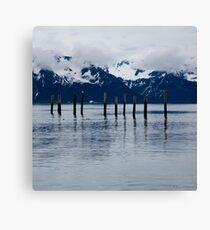 pier ten Canvas Print
