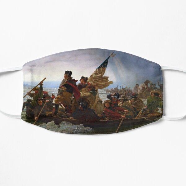 Washington Crossing the Delaware (Leutze) Mask