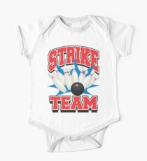 Bowling Strike T-Shirt One Piece - Short Sleeve