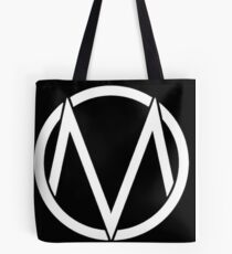 The Maine - Band  Logo White Tote Bag