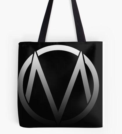 The Maine - Band  Logo Fade Tote Bag