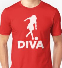 Bowling Diva T-Shirt Unisex T-Shirt
