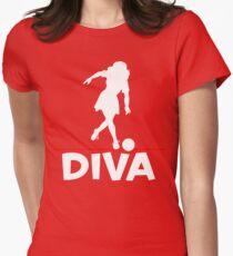 Bowling Diva T-Shirt T-Shirt