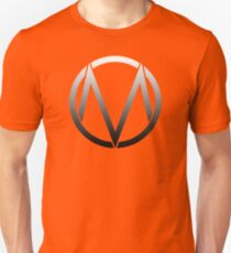 The Maine - Band  Logo Fade Unisex T-Shirt