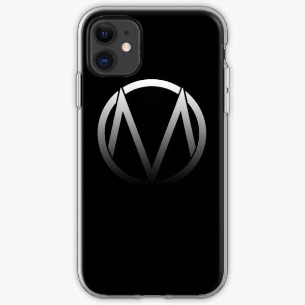 The Maine - Band  Logo Fade iPhone Soft Case