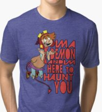 Sock Quote Tri-blend T-Shirt