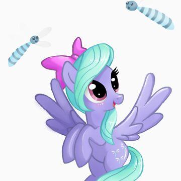 Flitter - Cutie mark by finalflyfar7