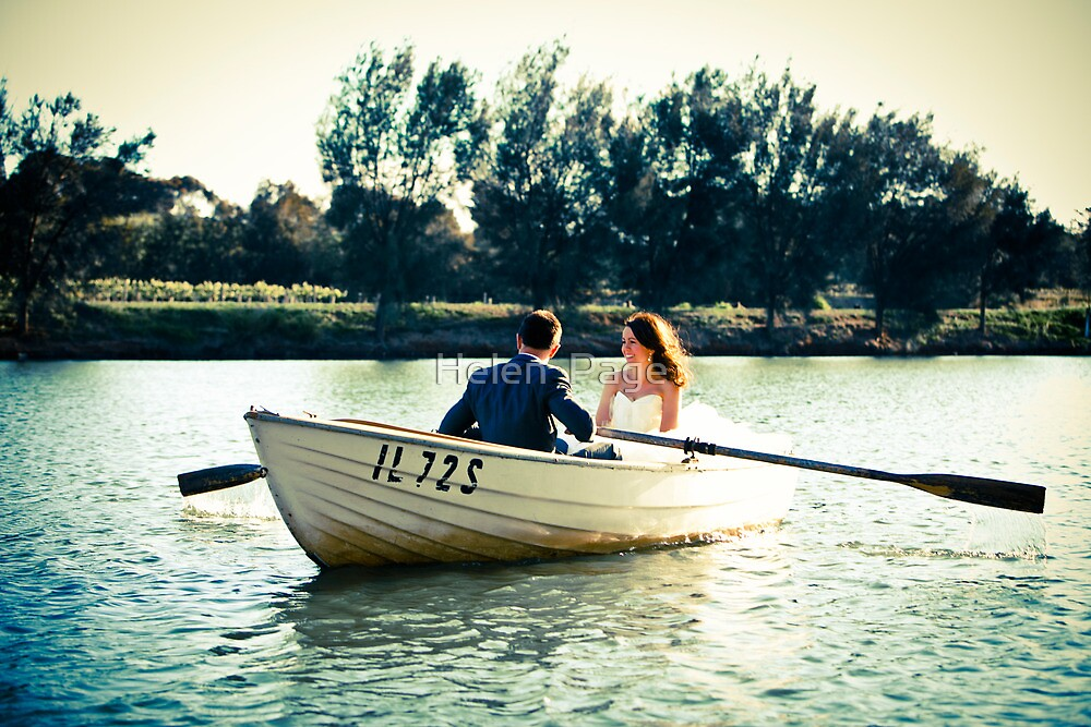Water Wedding by Helen  Page