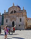 Church of St Blaise, Dubrovnik, Croatia by Margaret  Hyde