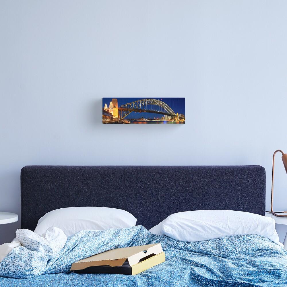 Sydney Harbour Bridge, New South Wales, Australia Canvas Print