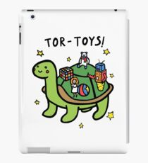 Tor-Toys iPad Case/Skin